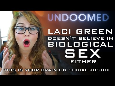 This is your brain on Social Justice: Laci Green doesn