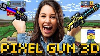 PIXEL GUN 3D TUTORIAL