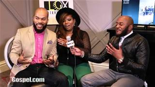JJ and Trina Hairston's Amazing Love Session