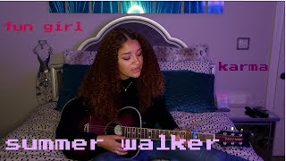Karma & Fun Girl by Summer Walker (Charlotte Melai Covers)