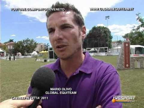 Cavalli in città 2011-Speciale su FVG Sport Channel nella trasmissione Punto Triveneto.