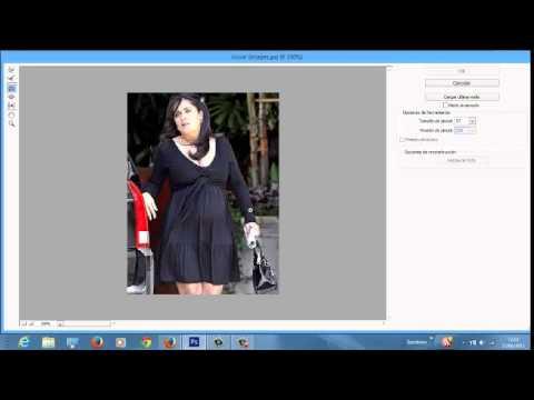 Como Adelgazar  Photoshopo Cs6