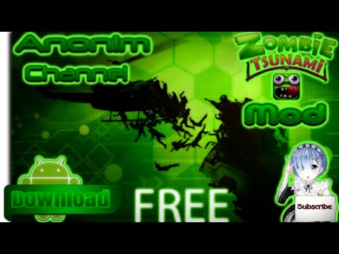 Download Zombie Tsunami Mod Apk (Unlimited Coin & Diamonds) Free Di Android