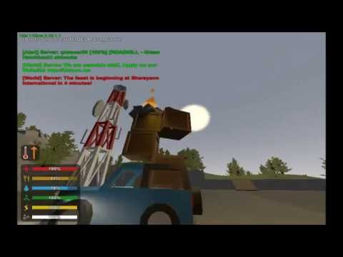 Unturned Russia | Military Base Shenanigans