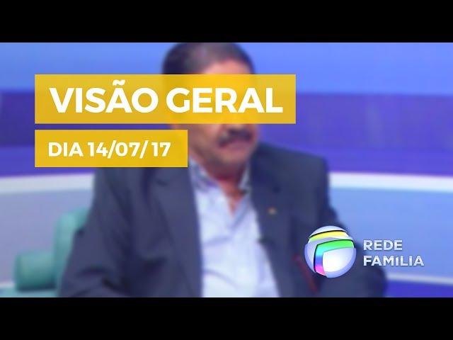 Entrevista Rede Família de Televisão - Dr. Odimar Pinheiro - Ortomolecular em Campinas - SP Entrevista Rede Família de Televisão