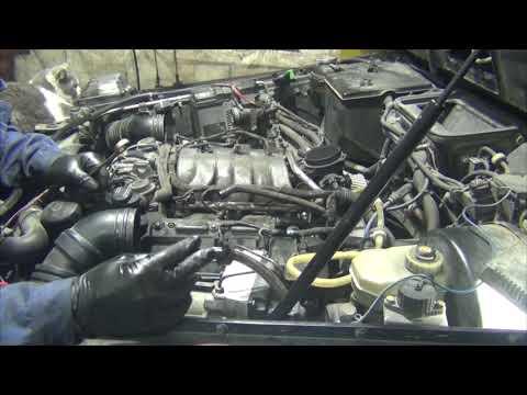 Mercedes-Benz G-класса M112 не едит и жрет бензин. Устраняем проблемы. Ч1