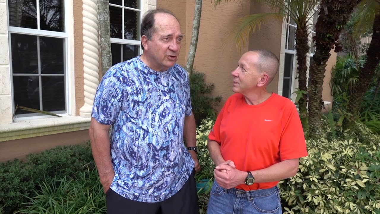 """Johnny Bench aims to be """"Father of the Year"""" - YouTube"""