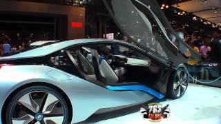 bmw i8 concept car 2013 new york international auto show