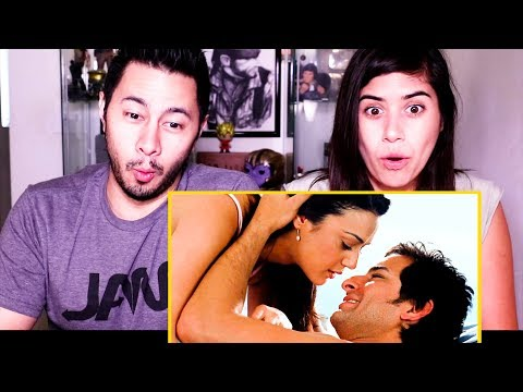 SALAAM NAMASTE | Saif Ali Khan | Preity Zinta | Javed Jaffery | Trailer Reaction!