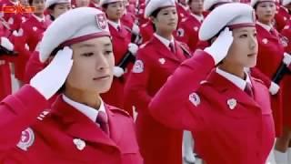 Beautiful Chinese Military Women - Katyusha