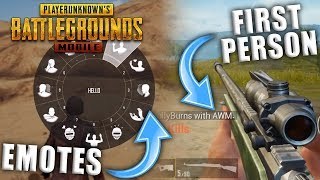 THE BIGGEST PUBG MOBILE UPDATE EVER!! FPP, Emotes, Season Pass, and More!