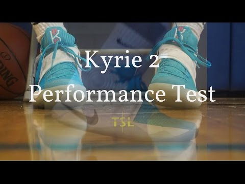 734cbcc6f8d Nike Kyrie 2 Performance Test - Review - On court