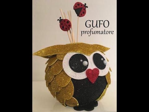 GUFO PROFUMATORE IN FOMMY #1