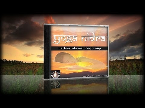 Yoga Nidra for Insomnia and Deep Sleep (short version)
