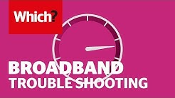 How to speed up slow broadband