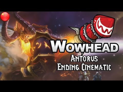 Antorus Ending Cinematic (简体中文 / Chinese)