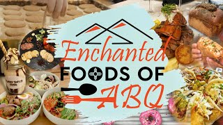 'Enchanted Foods of ABQ' - Trailer