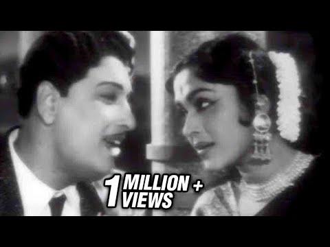 Sirithalum Pothume - MGR, Saroja Devi - Neethikku Pin Paasam Tamil Song