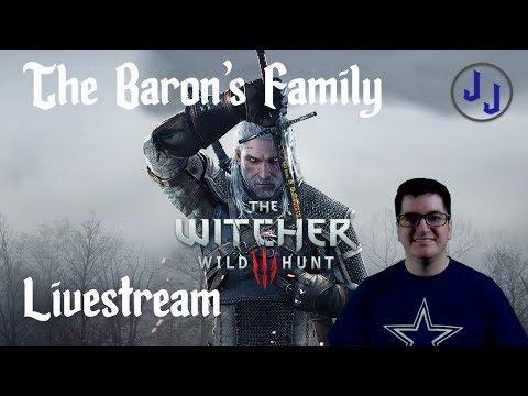 The Baron's Family | The Witcher 3: Wild Hunt [PC, 1080 Ti]