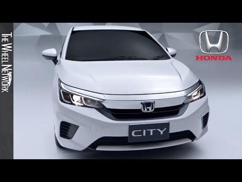 The new Honda City (Thailand)