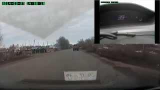 Тест разгона Honda Civic 4d automat с Shadow Edrive advance 2