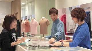 Your Career at Lacoste Japan ラコステ 検索動画 20