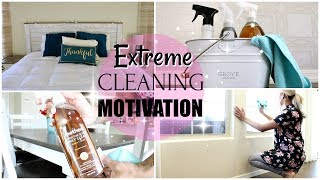 EXTREME FALL CLEANING | CLEANING MOTIVATION 2017