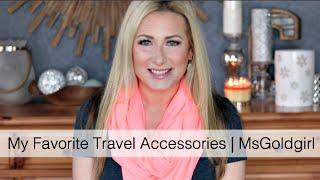 Video The Best Travel Accessories | MsGoldgirl download MP3, 3GP, MP4, WEBM, AVI, FLV Juli 2018