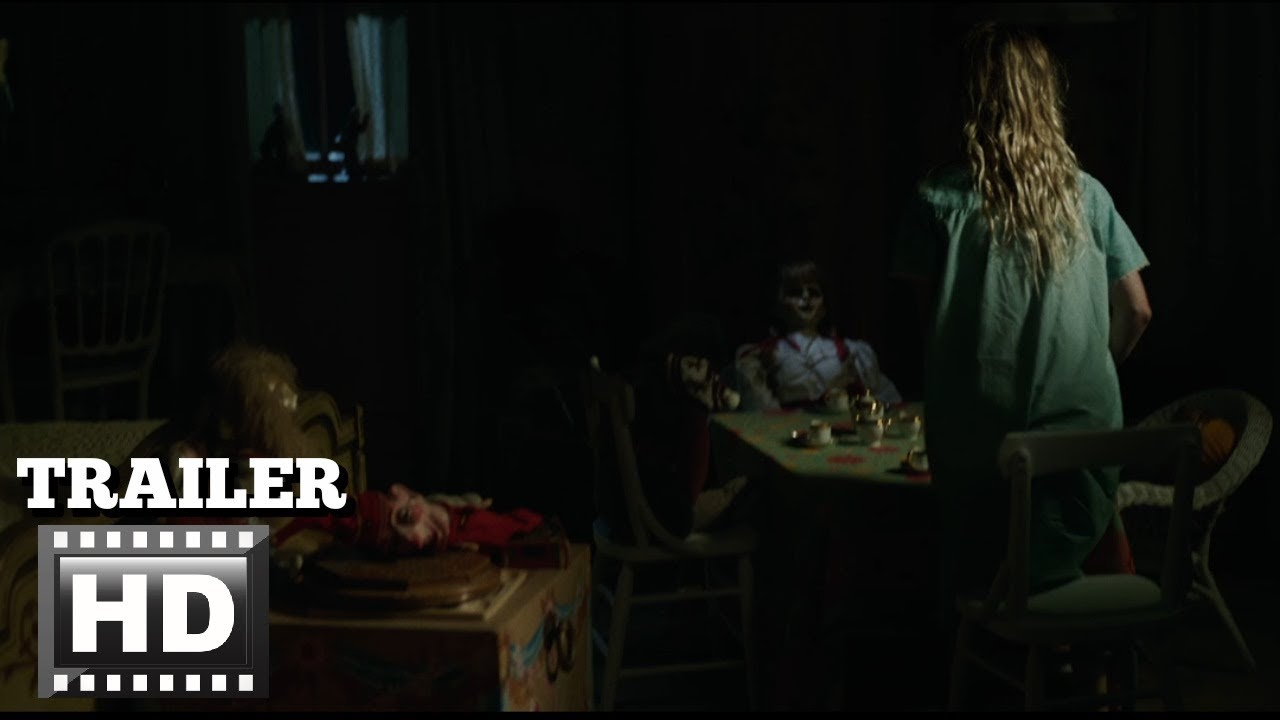 Download Annabelle Creation Official Trailer #3 (2017) Horror Movie HD