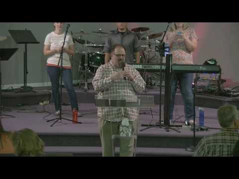 9/13/17 Dr Larry Hutton Guest Speaker- Family Harvest Church -Cheyenne Live Stream