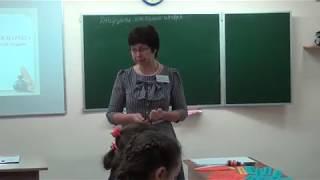 Видеозапись урока УГА-2018 (Чуй Галина Анатольевна)