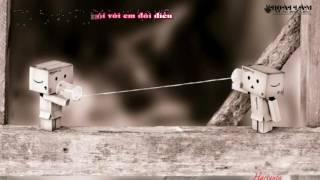 [Kara+Lyrics]  SUY NGHĨ RIÊNG ANH - HOÀI LÂM