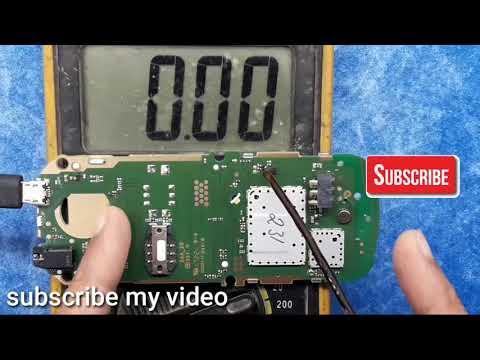 Nokia 1010 Charging Problem Solution ,
