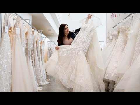 Softer Toned Down Wedding Dress Trending After Meghan S Royal