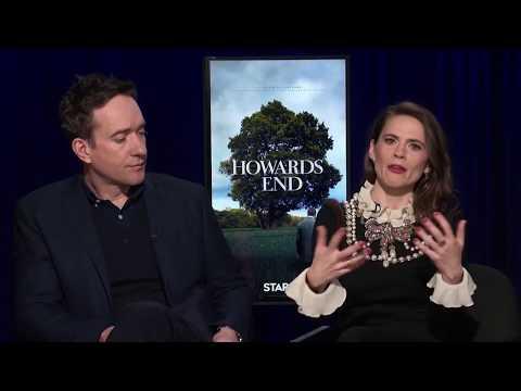 Interview: Matthew Macfadyen and Hayley Atwell (Howards End)