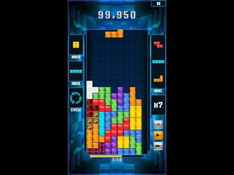 Tetris Blitz- Tetris+ Strategy on Daily Blitz Tournament (4.7M)