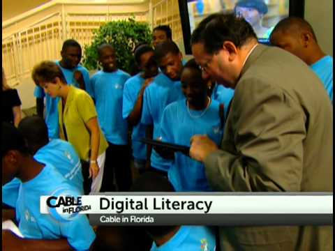 Cable in Florida - Digital Literacy
