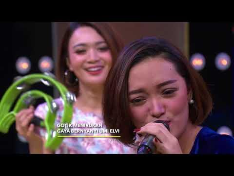BOMBASTIS - Goyangan Zaskia Gotik Heboh Banget 31/10/17 Part 1
