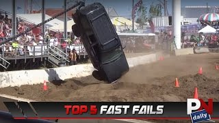 Fast Fails: Tough Truck Edition!