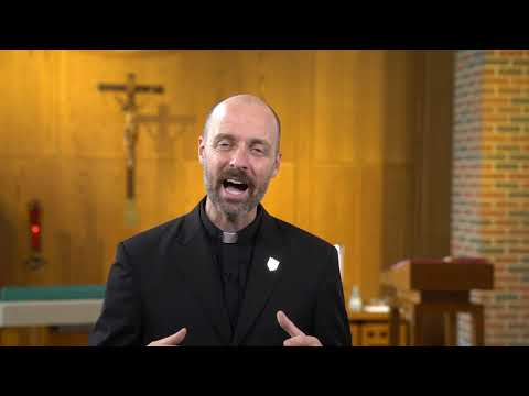 """2020 Advent Retreat: """"In Her Heart"""" with Fr. Joe Laramie - Preview"""