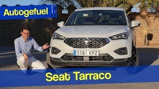 Seat Tarraco REVIEW - Autogefuel