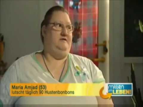 Maria Amjad, 53, Isst Gerne 5 Bonbons Auf Einmal