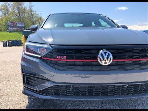 2019 VW Jetta GLI DSG Automatic - First Drive Review