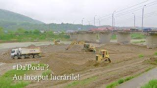 Pod Onesti - Incepere lucrari - 16 mai 2019