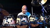 Chester Thompson Drum Cam - Drums, drums & More Drums (live 2004)