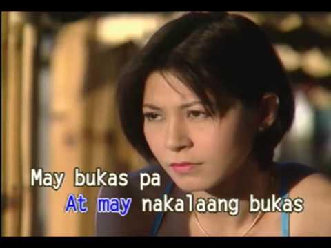 May Bukas Pa - Video Karaoke (Universal) - Minus One
