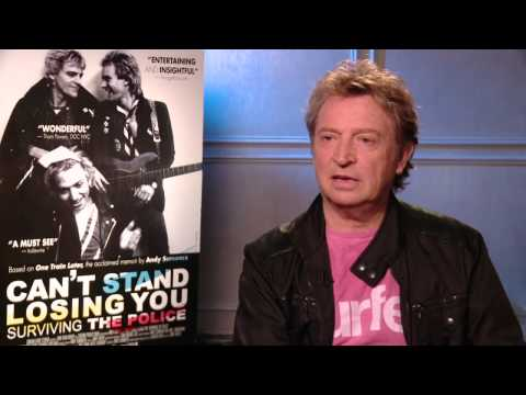The Police's Andy Summers opens up on his rocky relationship with Sting Mp3