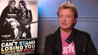 The Police's Andy Summers opens up on his rocky relationship with Sting