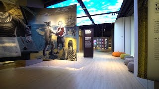 Touring Museum of the Bible in Washington, D.C. | The Balancing Act