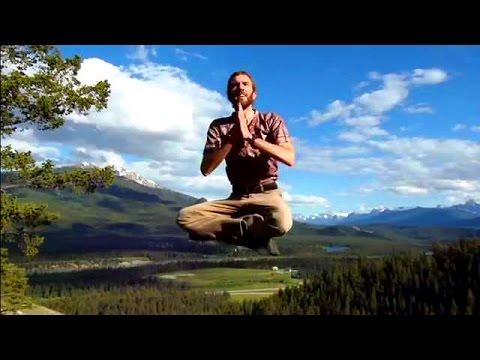 Levitating While Meditating How To Levitate Youtube